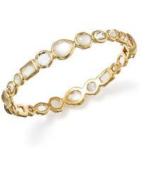 Ippolita - 18k Gold Rock Candy® Mixed Stone Bangle Bracelet In Flirt - Lyst