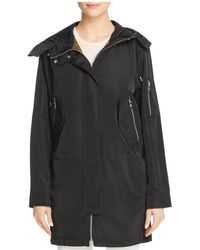 Vince Camuto - Coated Parka - Lyst