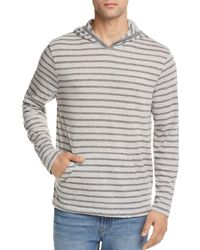 Alternative Apparel - Marathon Striped Pullover Hoodie - Lyst