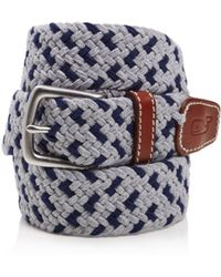 Vineyard Vines - Braided Bungee Belt - Lyst