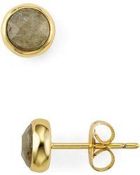 Gorjana - Stone Stud Earrings - Lyst