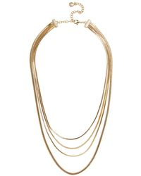 BaubleBar - Divanshi Necklace - Lyst