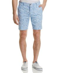 Vineyard Vines - Tropical Print Regular Fit Shorts - Lyst