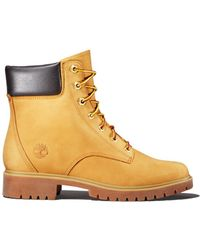 9a52d5cc493 Timberland Canard Resort Tan Waterproof Faux Shearling Lined Boots ...