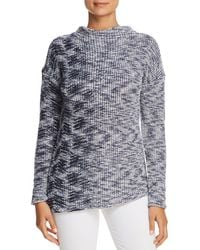 NIC+ZOE - Coming Along Knit Top - Lyst