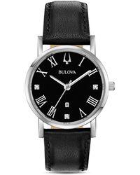 Bulova - Clipper Watch - Lyst