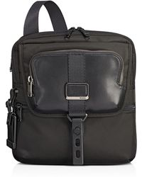 Tumi - Alpha Bravo Arnold Zip Flap Crossbody Bag - Lyst
