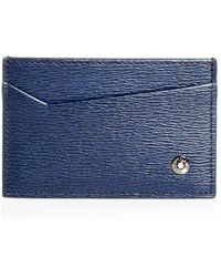 Montblanc - Westside Leather Card Case - Lyst