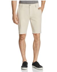 AG Green Label - Canyon Tech Regular Fit Shorts - Lyst