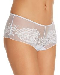 Natori - Flora Girl Briefs - Lyst