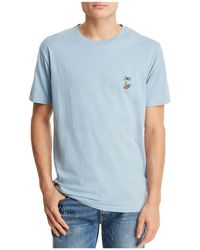 Barney Cools - Palm Short Sleeve Tee - Lyst