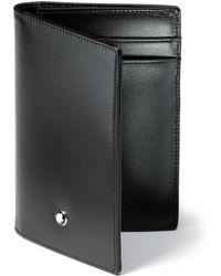 Montblanc - Meisterstück Business Card Holder - Lyst