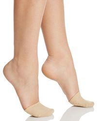Hue - Toe Cover Gripper Socks - Lyst