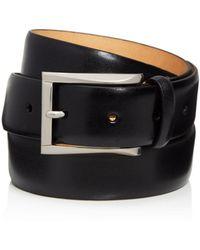 Trafalgar Men's Broderick Belt - Black