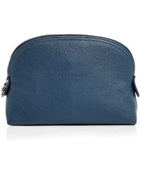 Longchamp - Le Foulonne Dome Cosmetic Case - Lyst