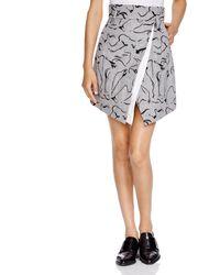 Misha Nonoo Jacqui Skirt - Gray