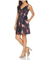 Cece by Cynthia Steffe - Rose V-neck Dress - Lyst