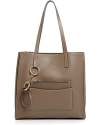 Marc Jacobs - The Bold Grind East/west Leather Tote - Lyst