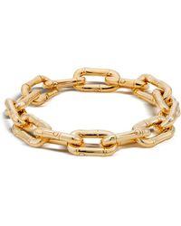 John Hardy - Bamboo 18k Gold Small Link Bracelet - Lyst