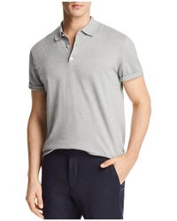 Bloomingdale's - Short Sleeve Sweater Polo Shirt - Lyst