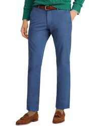 Polo Ralph Lauren - Polo Stretch Slim Fit Chino Pants - Lyst