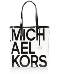 MICHAEL Michael Kors - The Michael Leather Tote Bag - Lyst