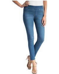 Liverpool Jeans Company - Denim Ankle Leggings - Lyst