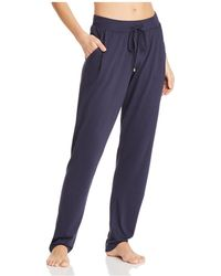 Hanro - Sleep & Lounge Knit Sleep Trousers - Lyst