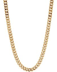 John Hardy - 18k Yellow Gold Classic Chain Link Necklace - Lyst