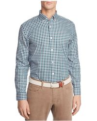 Vineyard Vines - Cliff Gingham Classic Fit Button-down Shirt - Lyst