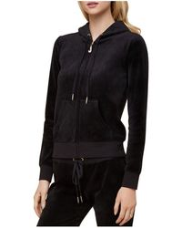 Juicy Couture - Robertson Luxe Velour Hoodie - Lyst