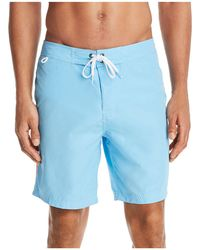 Sundek - Low Rise Board Shorts - Lyst