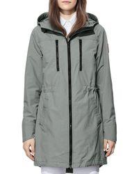 Canada Goose - Brossard Soft Shell Coat - Lyst