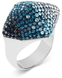 Atelier Swarovski - Moselle Cocktail Ring - Lyst