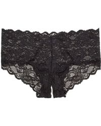 Cosabella - Never Say Never Naughty Low-rise Hotpant - Lyst