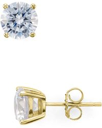 Aqua | Stud Earrings | Lyst