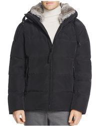 Marc New York - Navan Hooded Puffer Jacket - Lyst