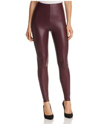Commando - Perfect Control Faux Leather Leggings - Lyst