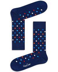 Happy Socks - Dot Socks - Lyst
