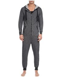 2xist - French Terry Flight Suit - Lyst
