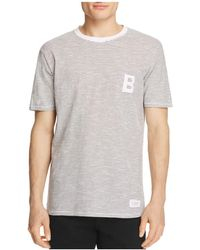 Barney Cools - Stripe Tee - Lyst