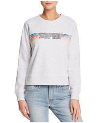 Rebecca Minkoff - Super Sweatshirt - Lyst