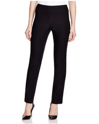 NIC+ZOE - Nic + Zoe Wonderstretch Straight Leg Trousers - Lyst