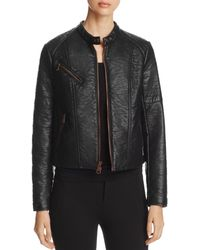 Marc New York - Vivian Moto Jacket - Lyst