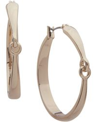 Lauren by Ralph Lauren - Hoop Earrings - Lyst