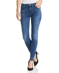 J Brand - Maria High Rise Skinny Jeans In Fuse - Lyst