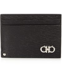 Ferragamo | Revival Card Case With Id | Lyst