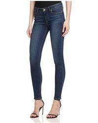 PAIGE - Skyline Skinny Jeans In Brentyn - Lyst