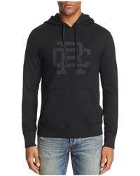 Reigning Champ - Lockup Logo Hooded Sweatshirt - Lyst