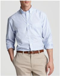 Vineyard Vines - Check Murray Classic Fit Button-down Shirt - Lyst